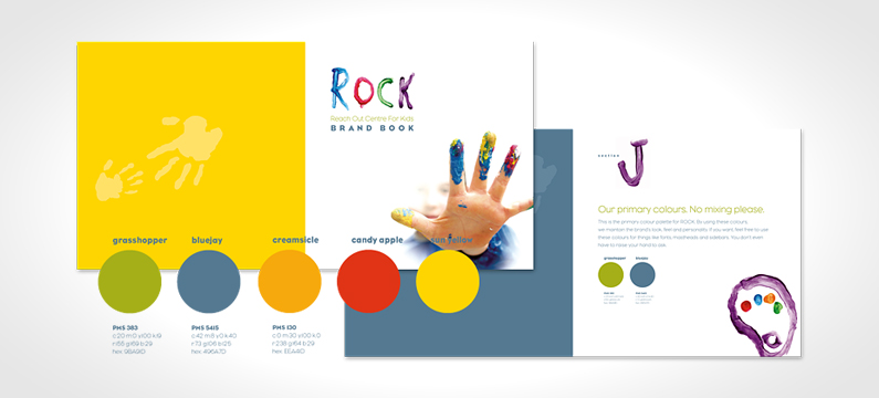 Rock Brand Guidelines
