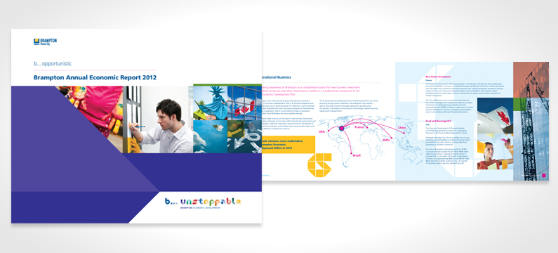 Brampton Economic Brochures