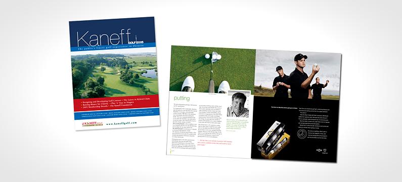 Kaneff Golf Magazine