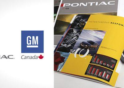 GM Canada: Pontiac