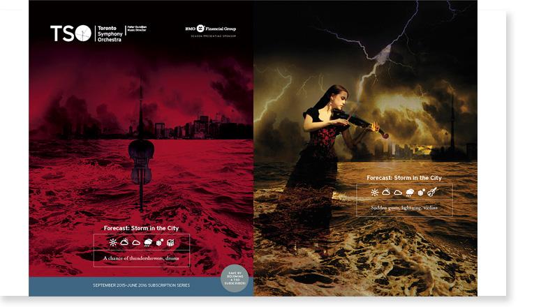 Toronto Symphony Concepts