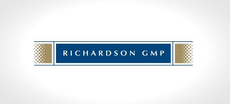 Richardson GMP Logo Design