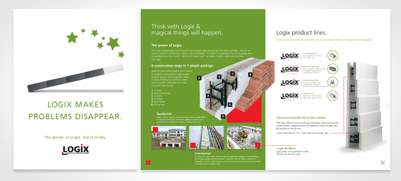 Logix Brochures