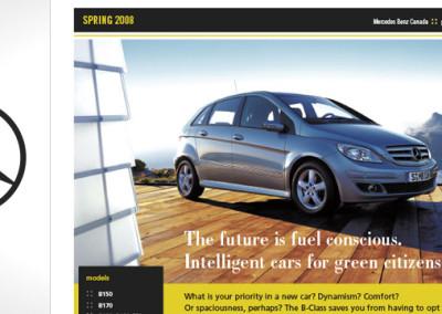 Mercedes Benz: Editorial